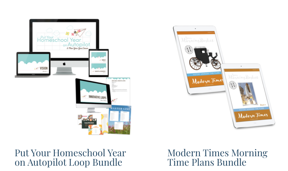 Homeschool Solutions Bundle Sale