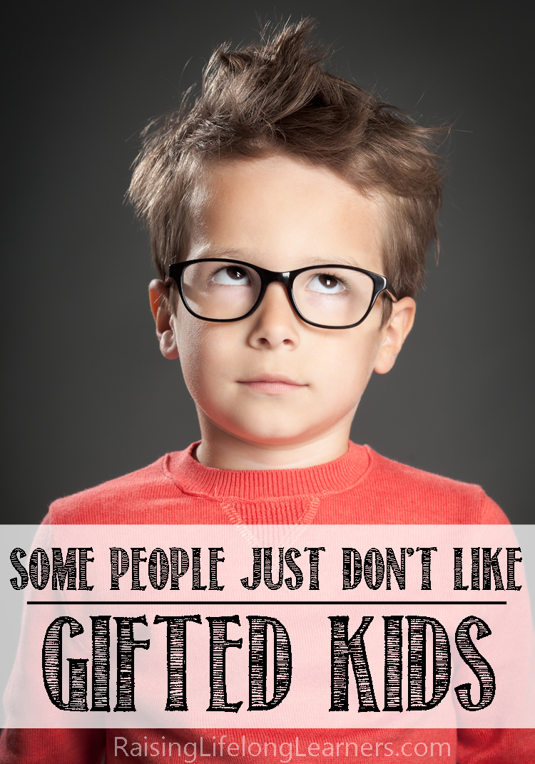 don't like gifted kids