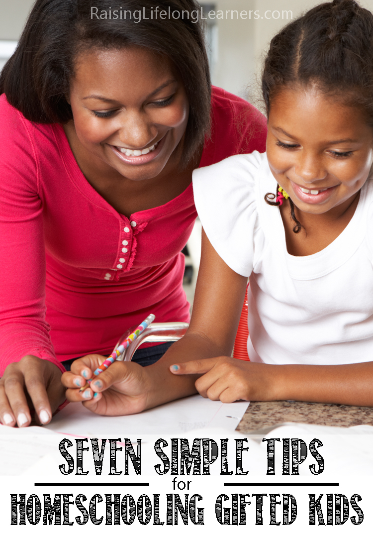 homeschooling gifted kids