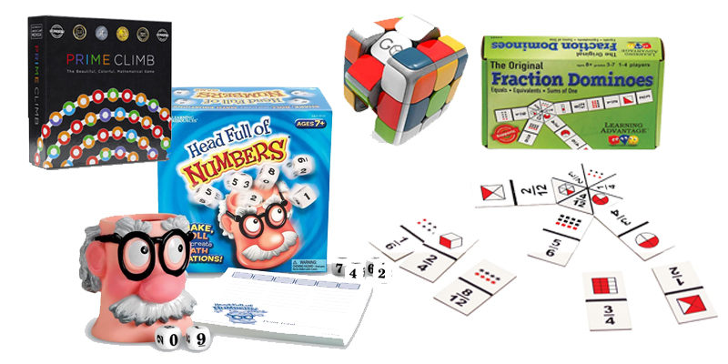 Math Games to Multiply The Fun!