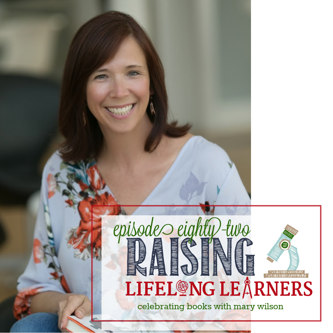 RLL #82 Celebrating Books with Mary Wilson