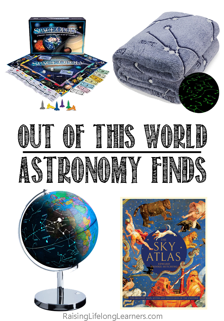 homeschool astronomy