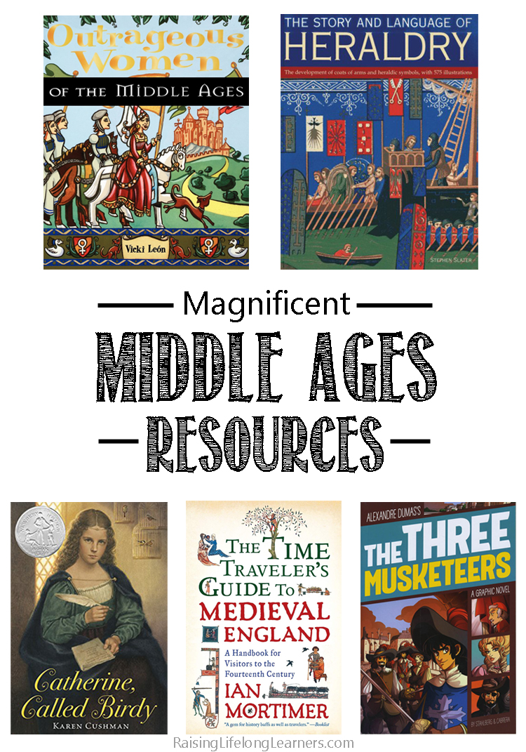 middle ages resources
