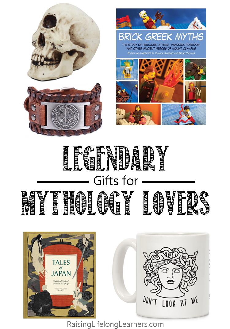 mythology gifts