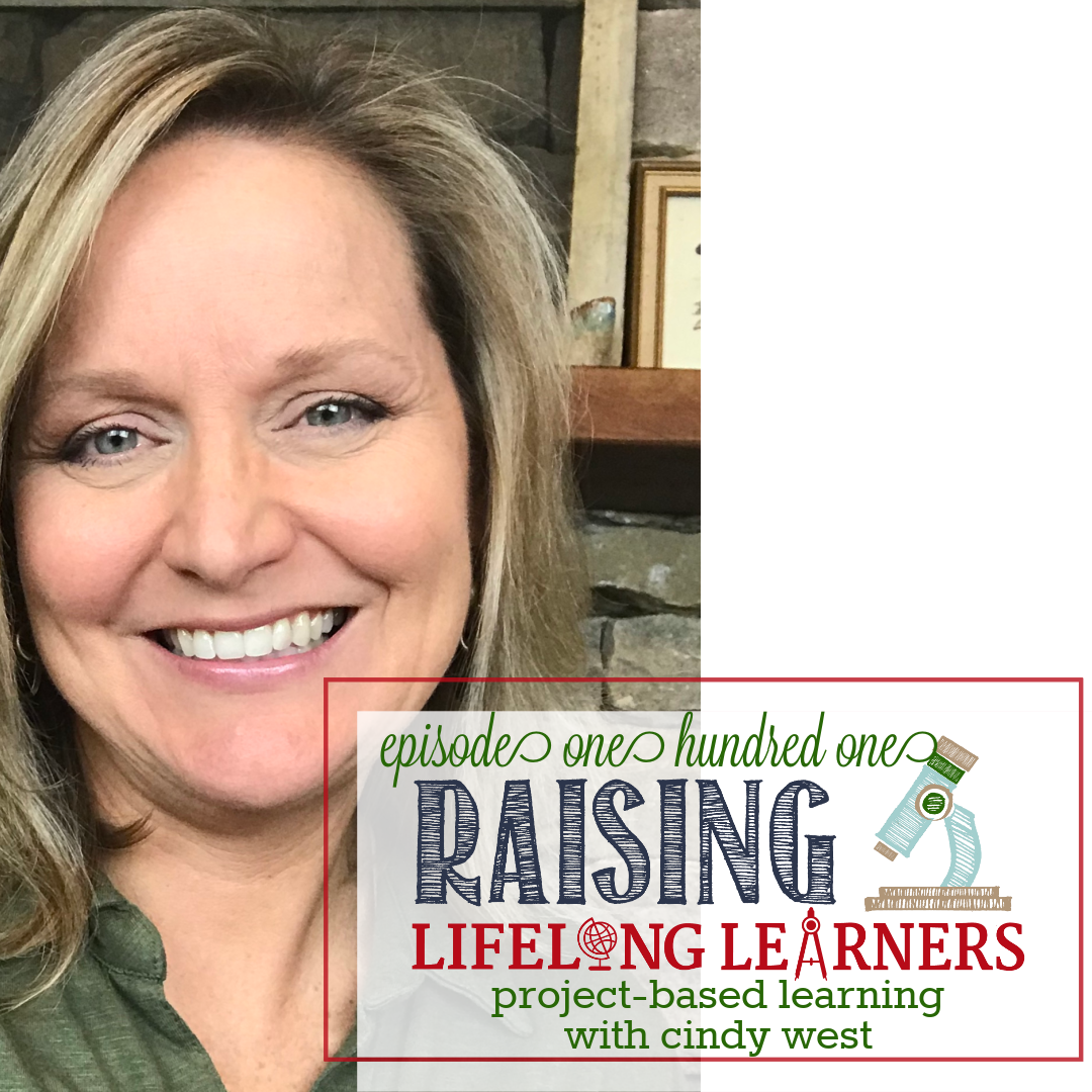 RLL #101: Project-Based Learning with Cindy West