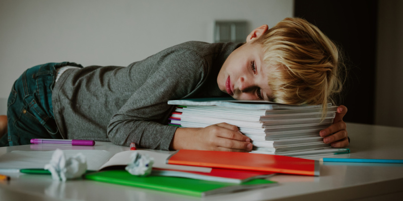 when gifted kids struggle