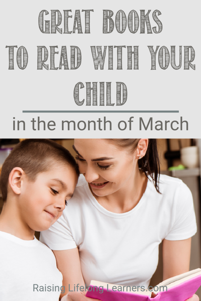 great children's books for march