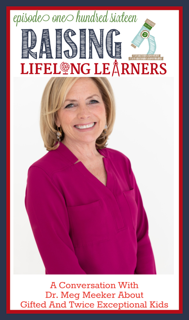 A Conversation With Dr. Meg Meeker About Gifted And Twice Exceptional Kids