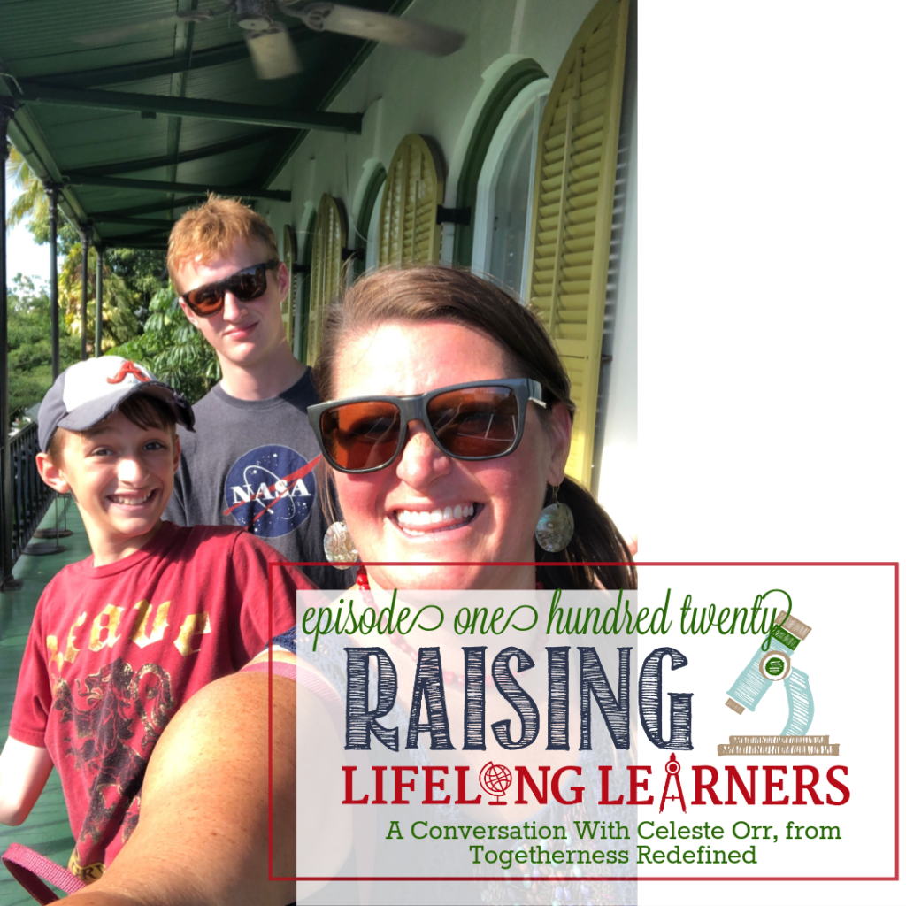 A Different Kind Of Family Togetherness: Ideas and Encouragement For Connecting With Our Kids