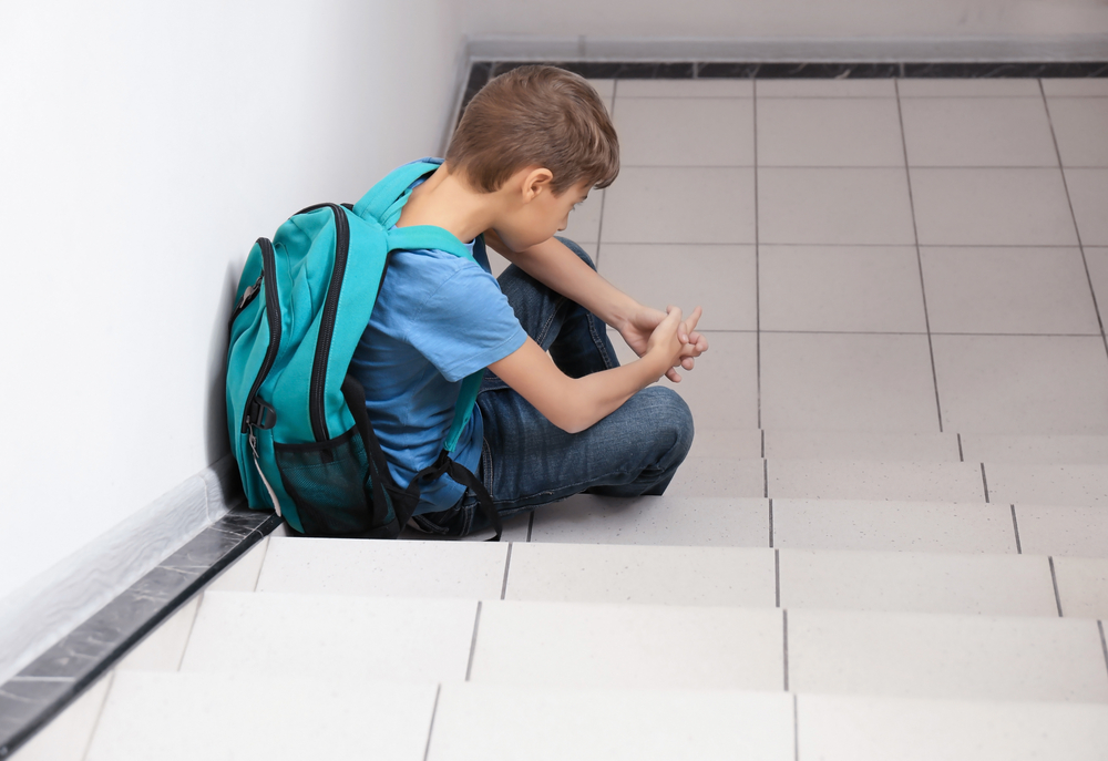 gifted child is worried