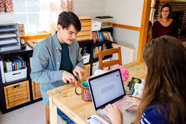 Homeschooling profoundly gifted high school kids
