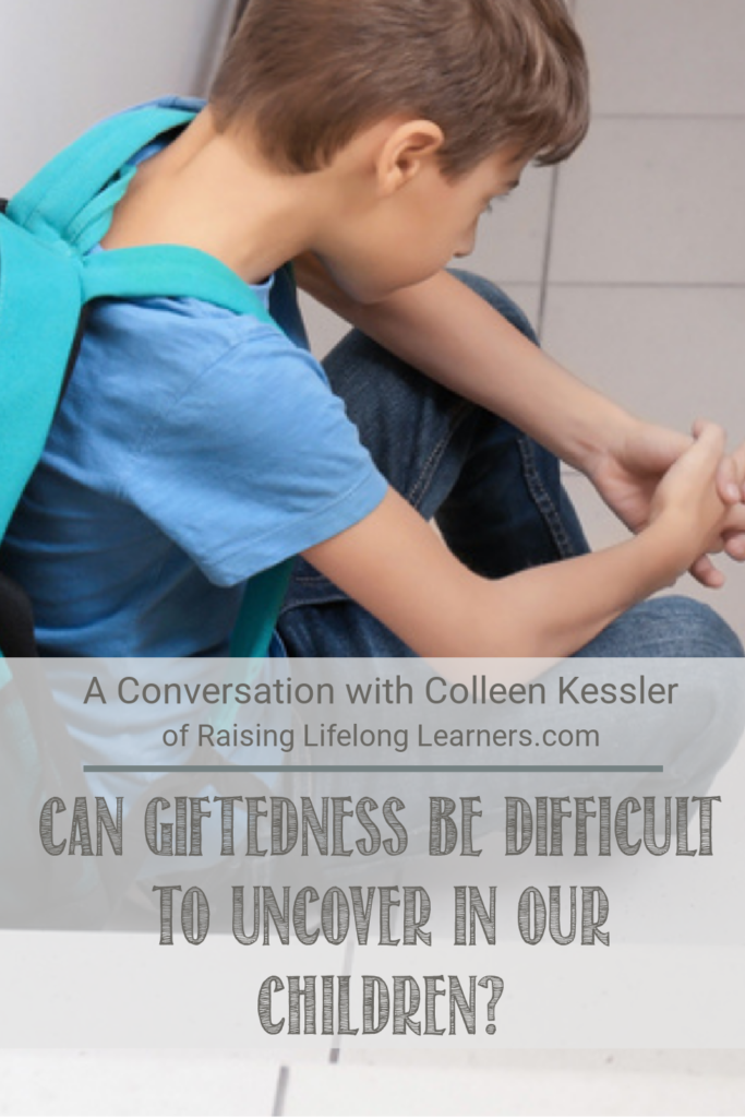giftedness disguised