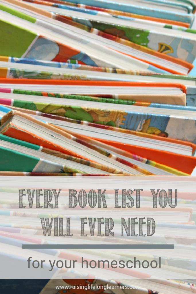 children's books for homeschooling