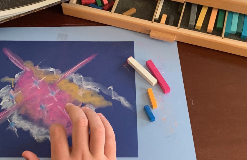 Homeschooling An Artistic vs. Academically Gifted Child