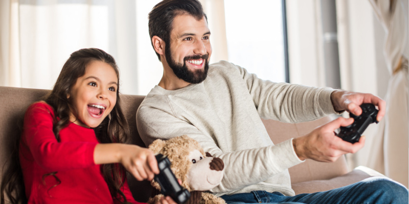 The Importance Of Play For Your Entire Family
