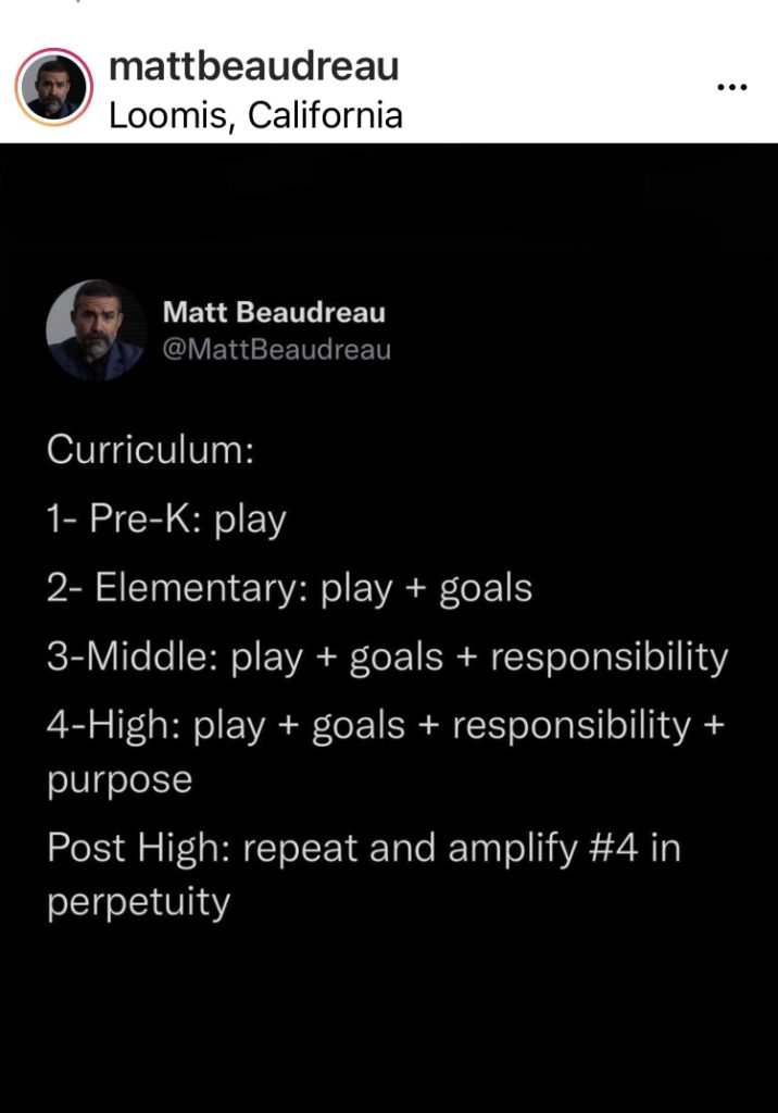play in learning